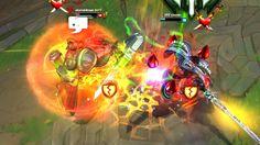 Darius vs Garen at 6 items (Season 7 League of Legends) https://youtu.be/Q2FVk5tG3io #games #LeagueOfLegends #esports #lol #riot #Worlds #gaming