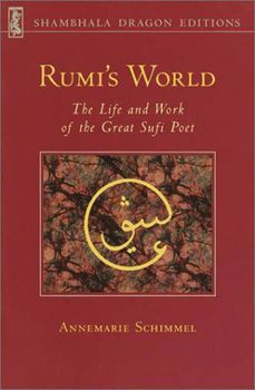Rumi. Anything and everything.
