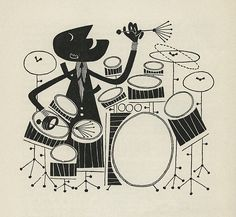 The First Book of Jazz, p. 40: syncopation by davidgeorgepearson, via Flickr