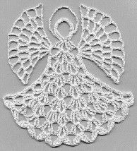 Free Angel Crochet Pattern: