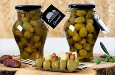 Spanish Food Prodespa: Campotoro products: Olives and Pickled Products