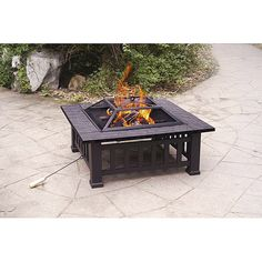 "32"" Alhambra Fire Pit with Cover $79.00"