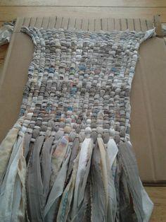 Diy Braided Rag Rug