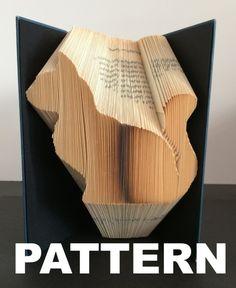 folded book art | Tumblr