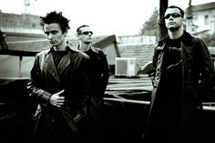 MUSE- Matt Bellamy- Dom Howard- Chris Wolstenholme Photo: Hamish Brown / NME ___...