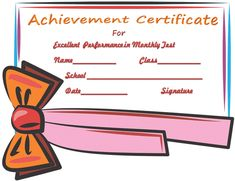 Image Result For Free Printable Certificates Of Appreciation