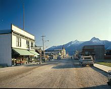 Skagway, Alaska - Wikipedia, the free encyclopedia