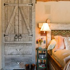 Rustic Country Bedrooms, rustic bedrooms - Dickwithington