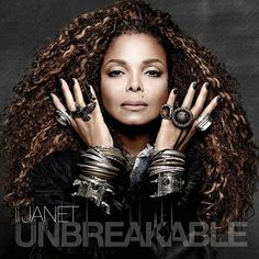 15 Major New Music Releases Coming This Fall 2015 - Janet Jackson, Unbreakable Album Cover