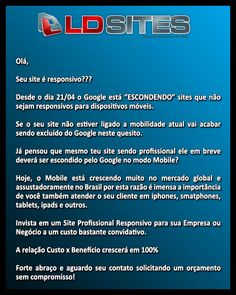 LD SITES: ..ALERTA .. Marketing Digital, Design
