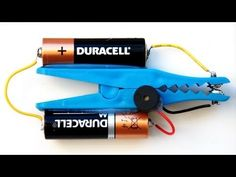 How to Make a Simple Door Alarm - YouTube