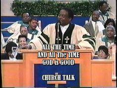 Dr. RL WHITE JR. Preaching about Church TALK