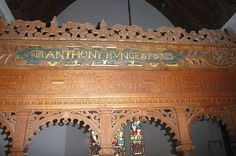 Sir Anthony Hungerford Screen