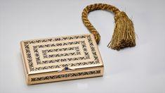 Jewelry Box, Jewelry Accessories, Cigarette Case, Art Decor, Russia, Workshop, Boxes, Enamel, Carving