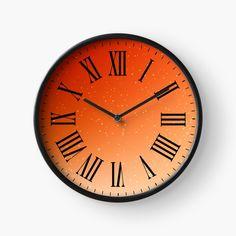 Gold, Clock, Designs, Artist, Shopping, Decor, Night, Nice Asses, Watch
