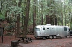 Weaselmouth Simplicity: Small Space Living in an Airstream International!