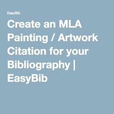 automatic bibliography