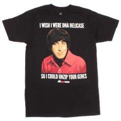 howard wolowitz pick up lines | Big Bang Theory Howard Wolowitz Pick-Up Line Men's T-Shirt