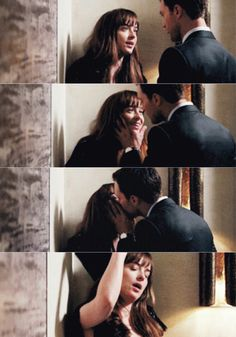 Christian ♡ Ana 'Fifty Shades Darker'