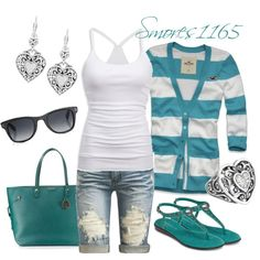 #stylish #chic #clothes #casual #business  #spring #summer or #fall , love the layout