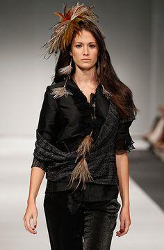 Lima Fashion Week | Sitka Semsch Runway #Lima #fashion #women #runway #lifweek | LIFWEEK '12