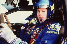 Colin McRae World Rally Champion Colin Mcrae, Rally Car, Subaru Impreza, Hulk, Riding Helmets, Champion, Auction, Racing, Bike