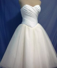 Absolutely stunning haute couture 50s style custom by elegance50s, $495.00
