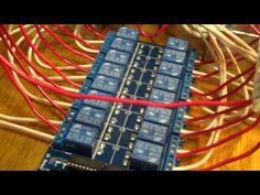 christmas lights control system part 6 youtube