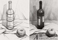 Фотографии Академический рисунок – 36 альбомов Basic Drawing, Figure Drawing, Pencil Art Drawings, Drawing Sketches, Academic Drawing, Bottle Drawing, Perspective Sketch, Geometric Drawing, Object Drawing