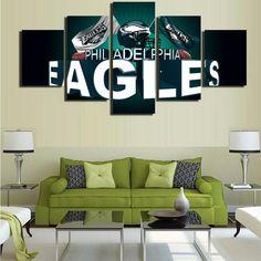 Eagle Sports Team Logo