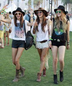 Coachella 2013 y el look de algunos famosillos - Cranberry Chic