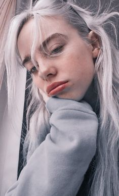 Read sharing online from the story how to be like billie eilish by hyclons (molly *:・゚✧) with reads. aesthetic, m. Billie Eilish, Pretty People, Beautiful People, Beautiful Celebrities, 3 4 Face, Teen Vogue, My Girl, Hair Styles, Girls
