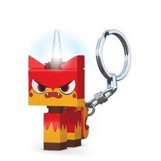 Lego Lego Movie Angry Kitty Key Light, Multicolor