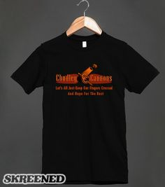Chudley Cannons - Slightly Humorous - Skreened T-shirts, Organic Shirts, Hoodies, Kids Tees, Baby One-Pieces and Tote Bags