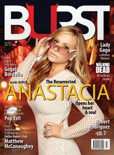 BURST Magazine Issue 17, May 2014