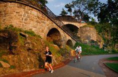 America's Best Urban Bike Trails-Schuylkill River Trail, Philadelphia