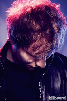 He's so beautiful :O I just can't handle it....  ED SHEERAN <3