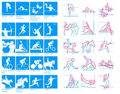 2012-London-Olympic-Games-Pictograms