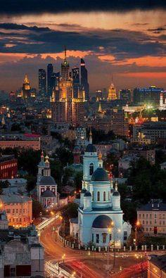 Moskova Rusya