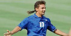Conchiglie: Io e Roberto Baggio