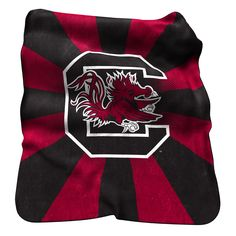 Multi Color 50 x 60 The Northwest Company Officially Licensed NCAA Charleston Cougars Label Plush Raschel Throw Blanket