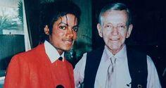 The eternal #MichaelJackson #TheKingofMusic and the legendary Fred Astaire.