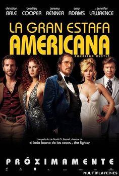 Ver La gran estafa americana  / American hustle (2013) online | cine Vk | Peliculas online