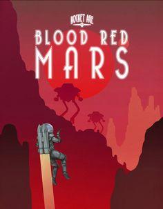 Blood Red Mars