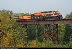 RailPictures.Net Photo: GN 400 Great Northern EMD SD45 at Palmers, Minnesota by Jeff Terry