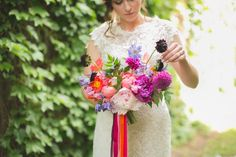 Photography: Nbarrett Photography - nbarrettphotography.com  Read More: http://www.stylemepretty.com/2014/11/10/whimsical-dallas-loft-wedding/