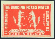 The Dancing Foxes - Belgium