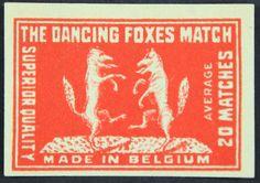 The Dancing Foxes - Belgium