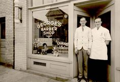 barber shop window - Google 検索