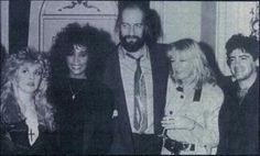 Fleetwood Mac with Whitney Houston, rare to me